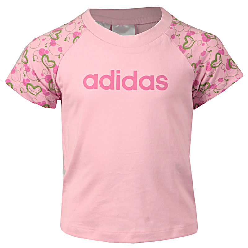 shirtMerkenAdidas N Girls Sport T Heart Infant xderBWCo