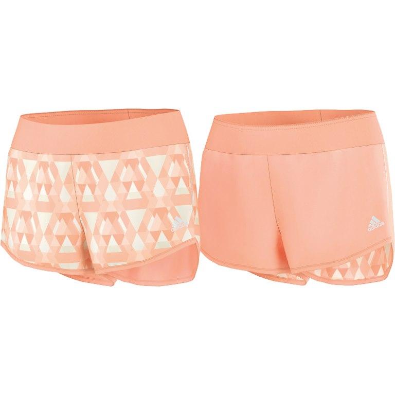 Adidas Running Shorts Reversible Running Shorts Women/'s
