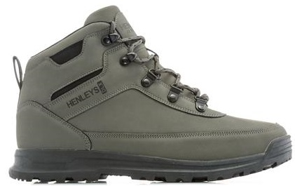 TRAVIS BOOT CHARCOAL
