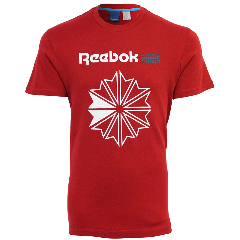 Reebok JD Crew T-shirt, Menswear, Mens T-Shirt