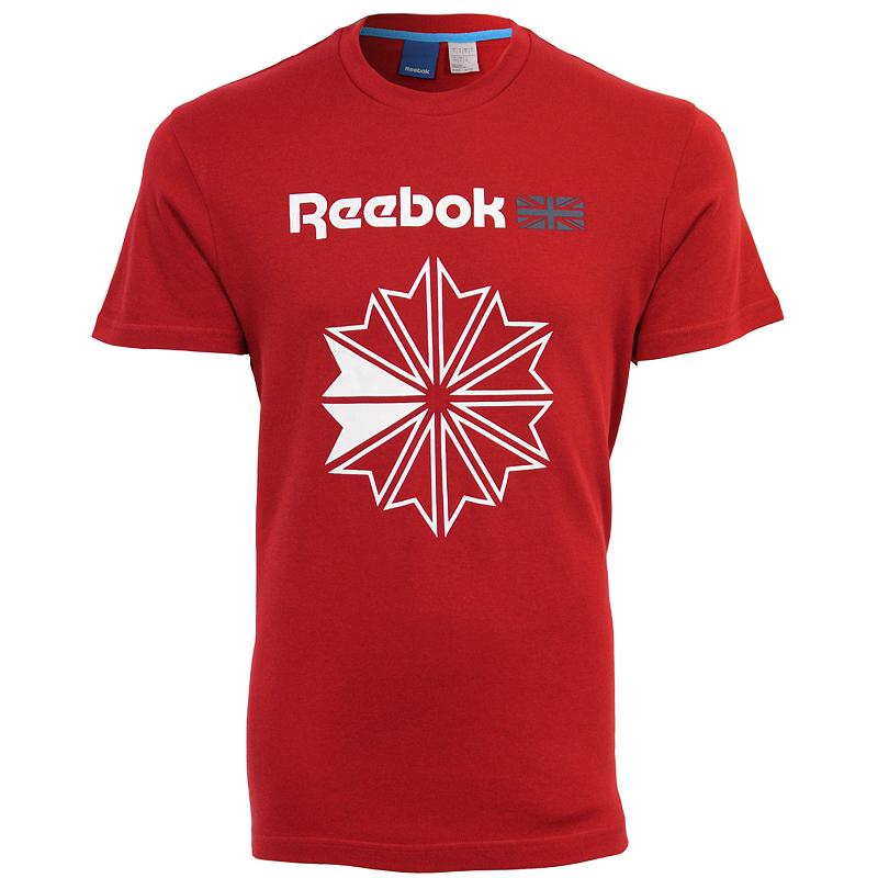 tee shirt reebok