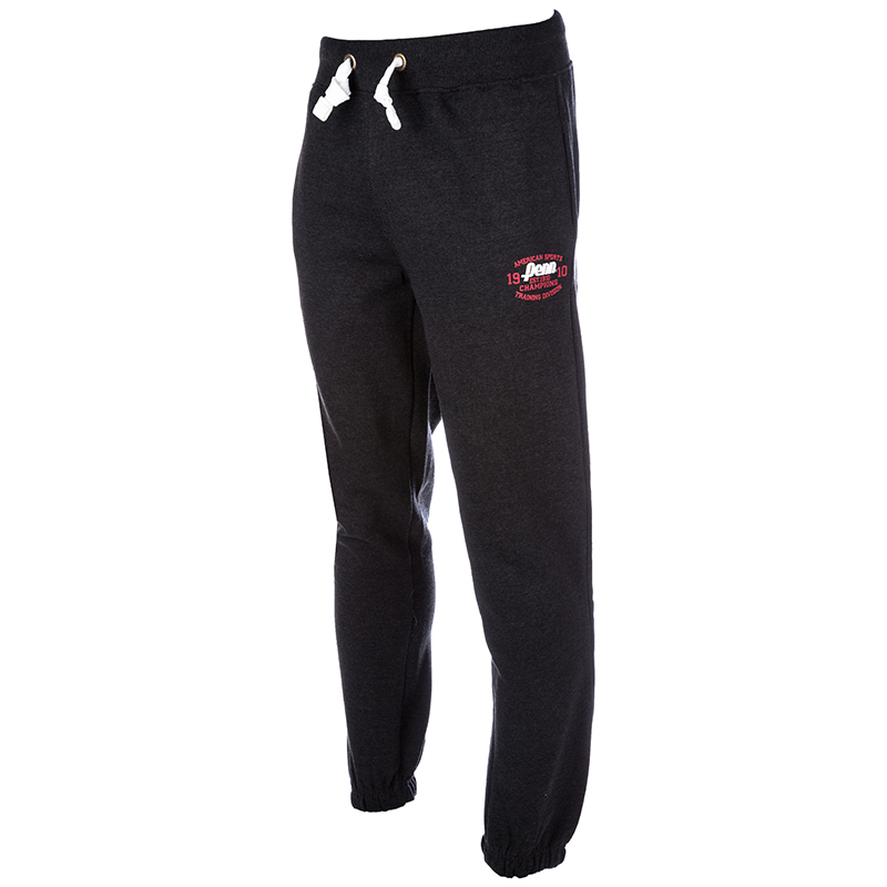 CUFFED JOG PANT BLACK