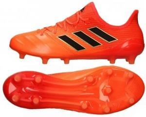 adidas ace 17.1 fg leather orange
